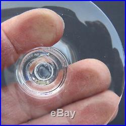 6 verres à eau cristal de Baccarat modèle perfection