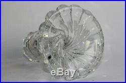 BACCARAT Bougeoir photophore cristal Bambou (45790)