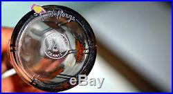 BACCARAT, & G. J. Defforge . Nécessaire de toilette en cristal émaillé