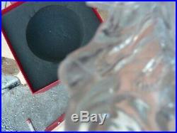 BACCARAT-benitier en cristal baccarat