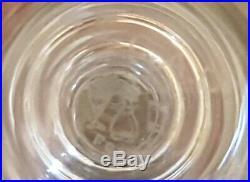 Baccarat 6 Flutes A Champagne En Cristal Du Service Perfection