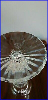 Baccarat Bougeoir Photophore Mille Nuits / Starck