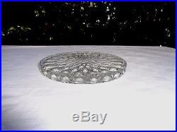 Baccarat Goutte D'eau Porte Dessous De Bouteille Carafe Centre De Table Cristal
