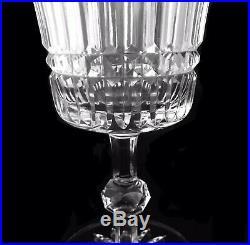 Baccarat Grande Fontaine À Absinthe Whisky En Cristal Taillé XIX Éme Siécle