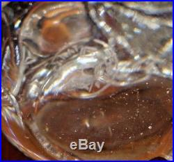Baccarat Joli Chat Cristal (estampille Baccarat)