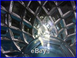 Baccarat Modelediamants Carres3 Coupes Cristal Moule Signees Magnifiques Etats