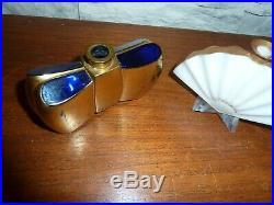 Baccarat- flacons de parfum ancien