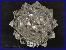 Boule de Sorcière Déco Bureau Cristal Taillé Baccarat 19e