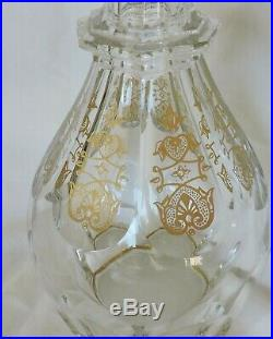 Carafe En Cristal De Baccarat Harcourt Empire