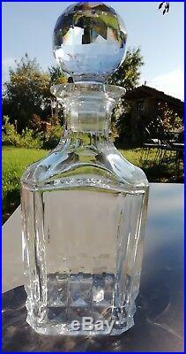 Carafe à whisky Cristal Baccarat