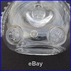 Carafe en cristal de baccarat pour le cognac louis XIII de Paul Martin