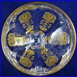 Coupe Champagne Baccarat modèle Harcourt Empire 13,5 cm réf A24/37