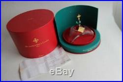 Flacon de parfum BACCARAT Un certain Été à Livadia Russie (41119)