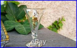 Service à Liqueur Cristal Baccarat