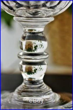 Service de 30 verres en cristal de Baccarat modèle Clermont