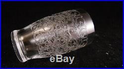 Service de 8 flutes en cristal de Baccarat modèle Rohan Gouvieux hauteur 9 cm