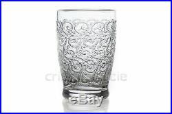 Six verres à liqueur Gouvieux (Rohan) en Baccarat. Six cordial glasses Gouvieux