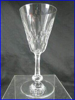 Sublissime Service Cristal Taille Baccarat Complet 62 Pces Verres Dont 2 Carafes
