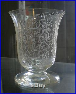 Vase Baccarat Cristal