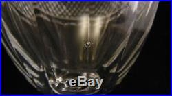 Vase Médicis en cristal de Baccarat modèle Laetitia